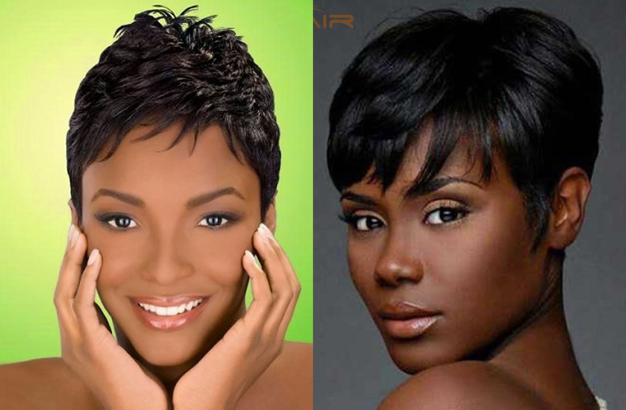 Best 34 Pixie Short Haircuts for Black Women | 2018-2019 ...
