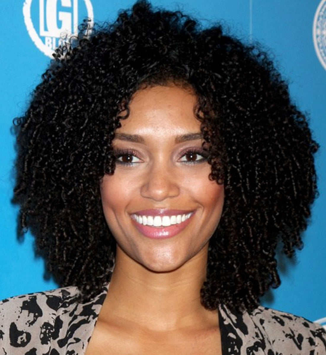 Black women curly hairstyles 2018