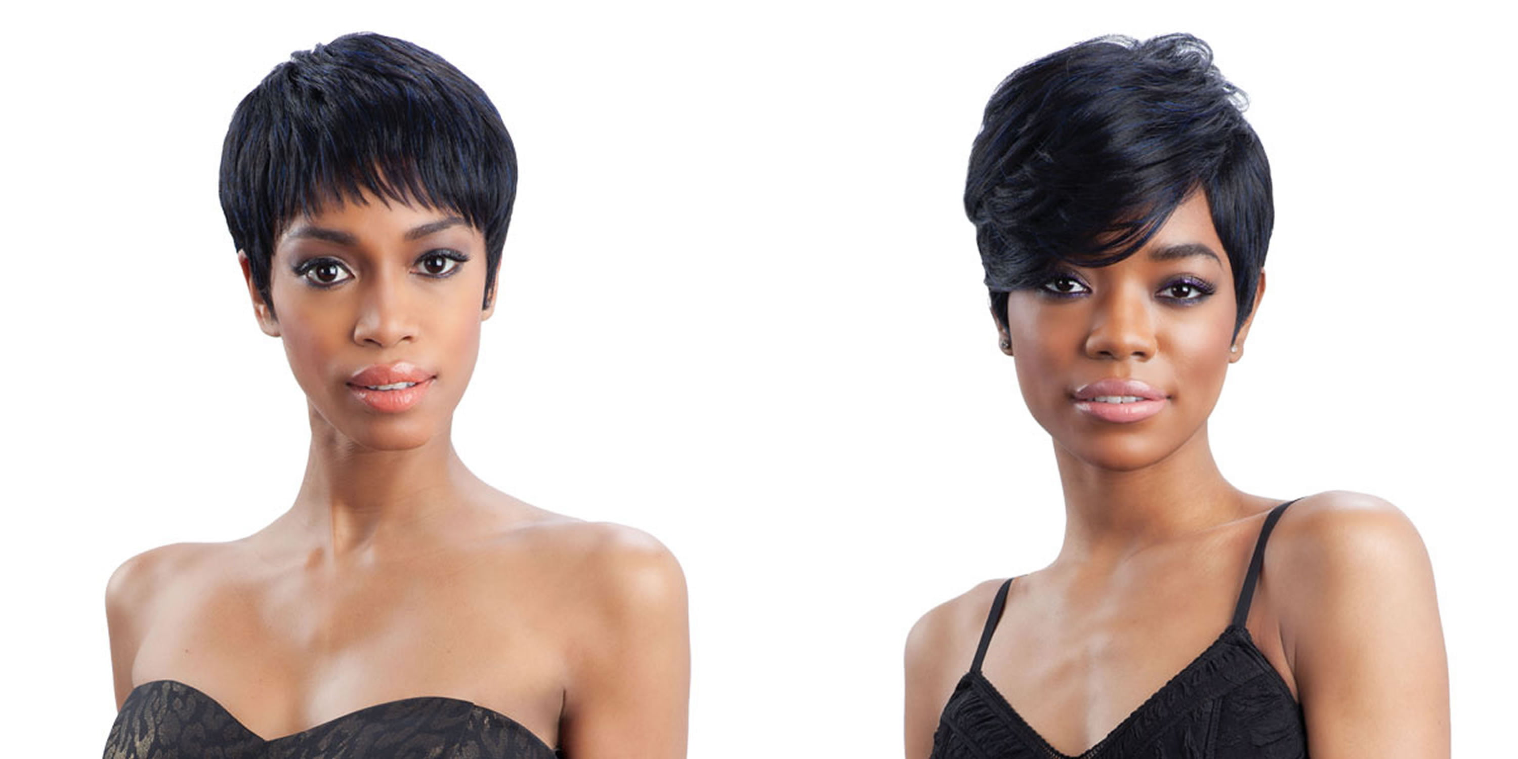 Pixie Short Haircuts and Hair Colors for Black Women - Best Short Hair Images for 2018-2019