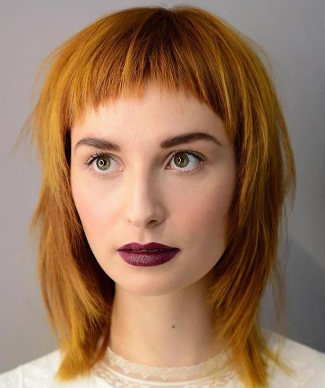 Long Shaggy Hairstyles 2019: 20 Best Worldwide Chic Shag Haircut Solutions