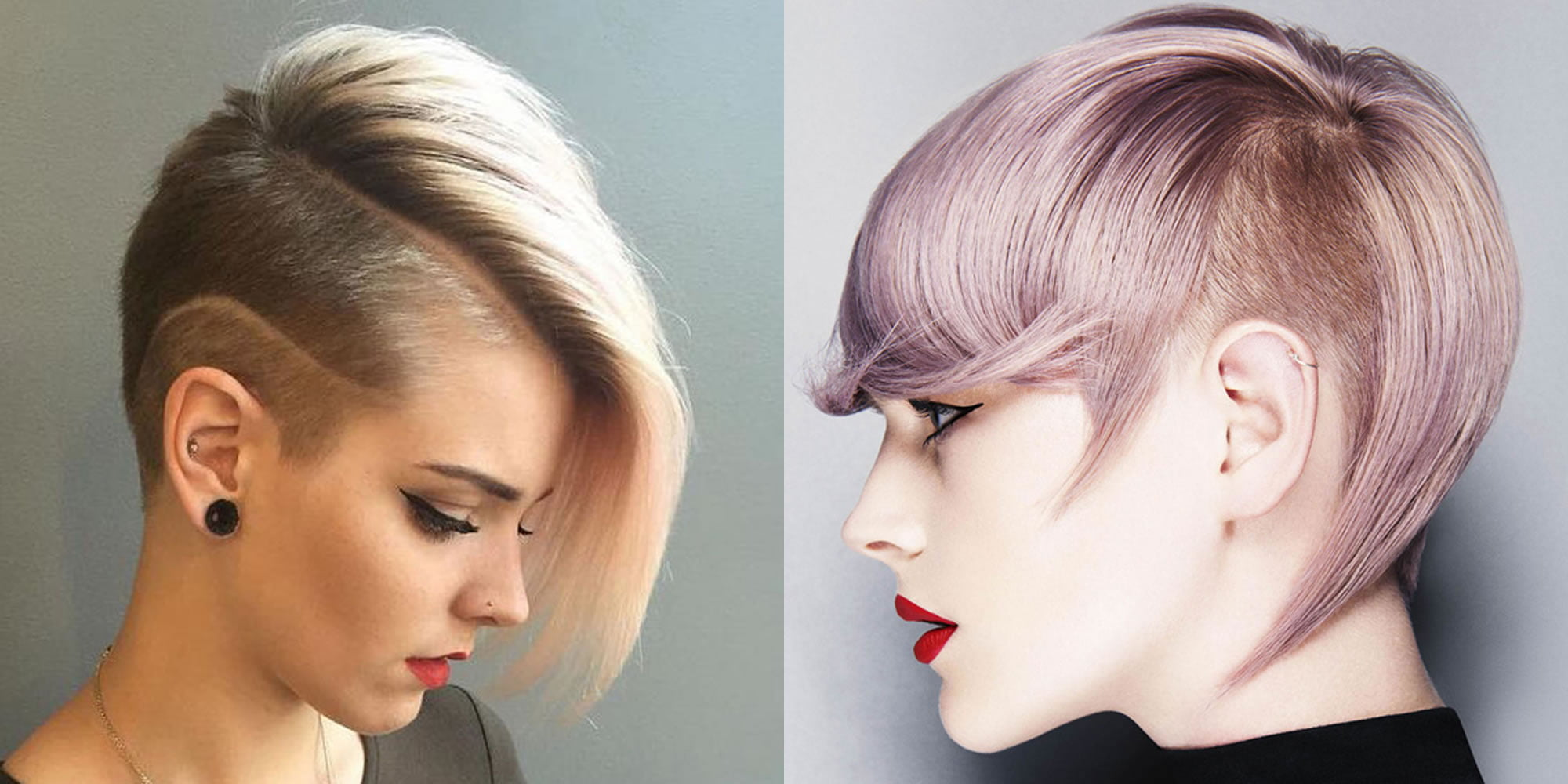 Hair Style Websites: Short Bob Undercut Hairstyles And Hair Color Images For