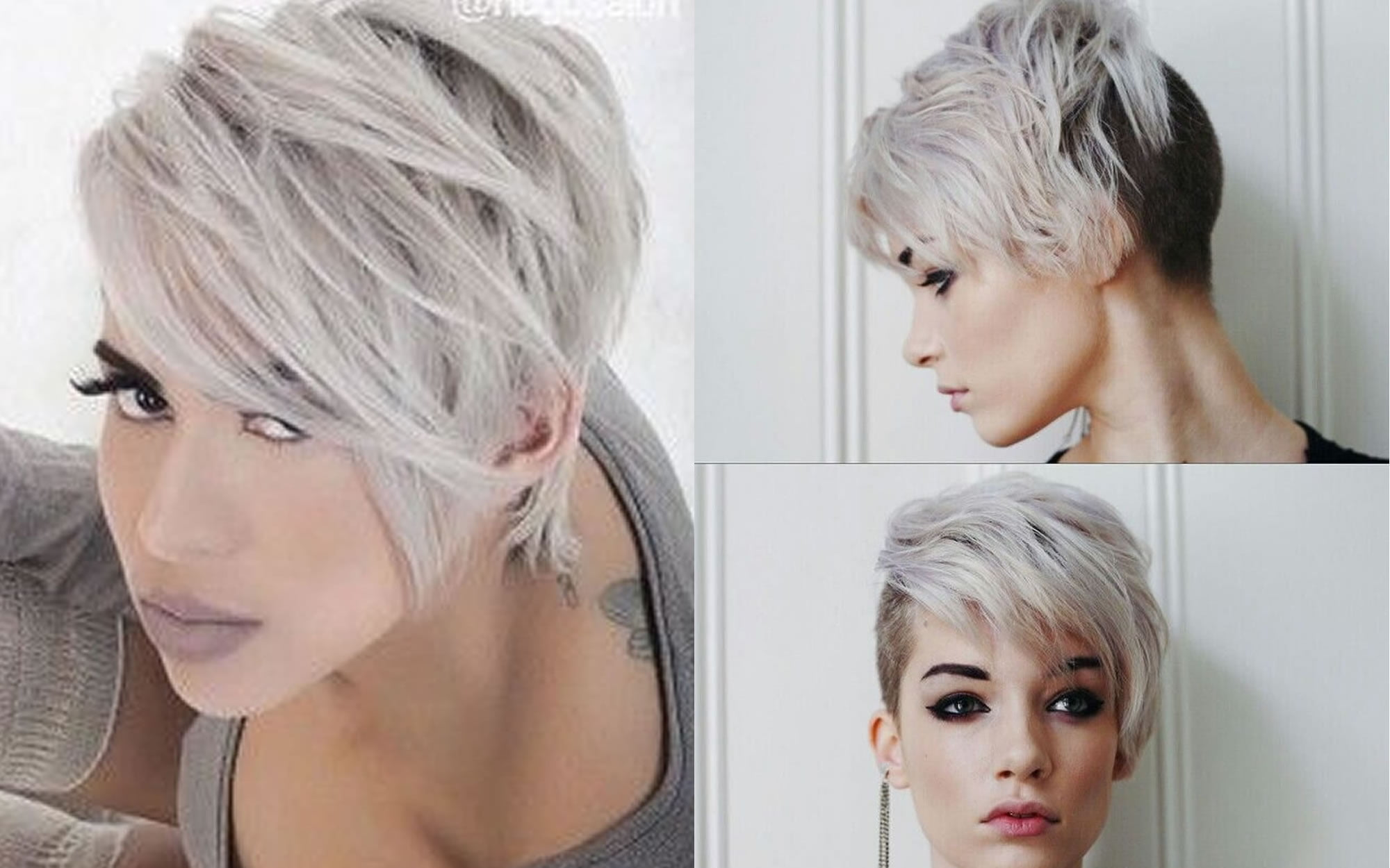 Short Bob Undercut Hairstyles and Hair Style Images for 2018-2019 ...