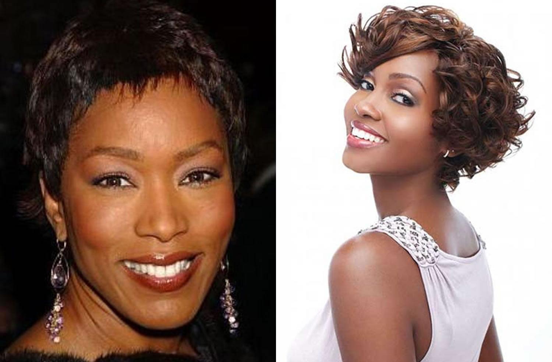 Afro American Women Short Hairstyles Fine Hair