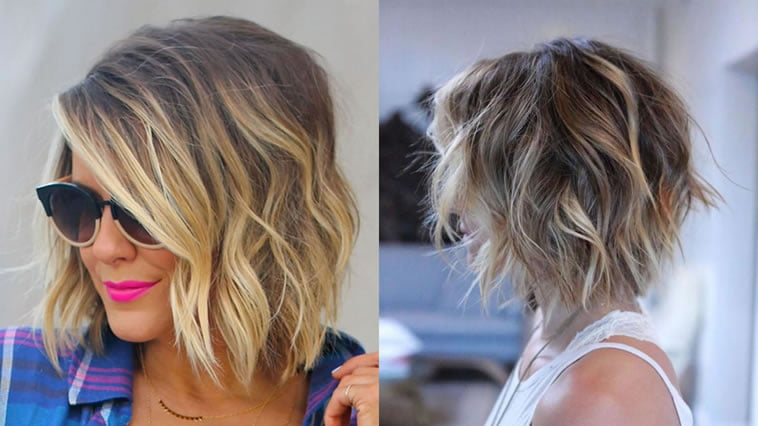 The Best 50 Balayage Bob Hairstyles (Short+Long) & Highlights