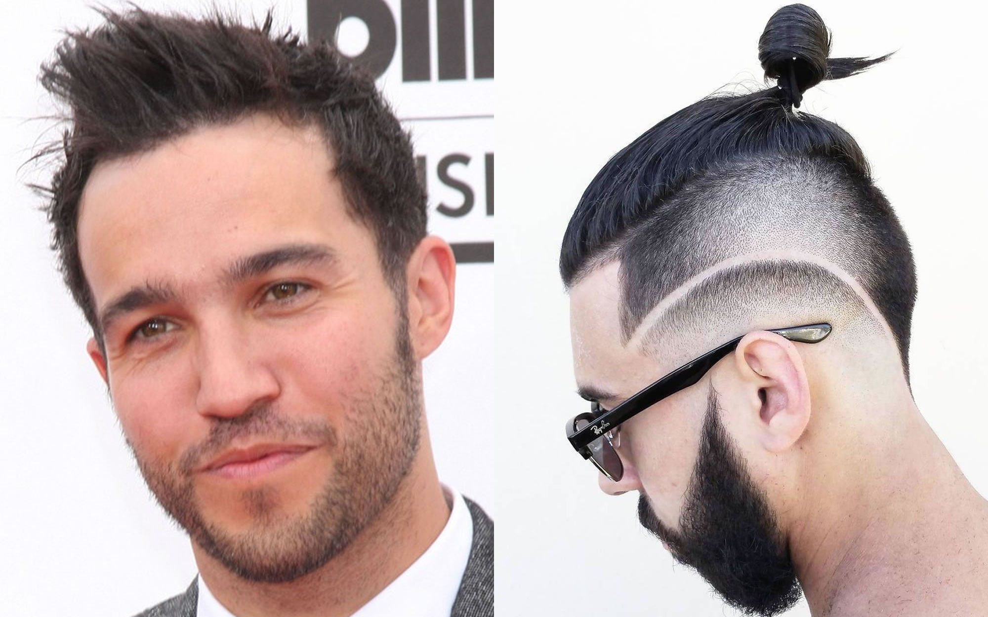 Haircuts for Thick Hair for Men 2018 - Trendy Hair Color Ideas