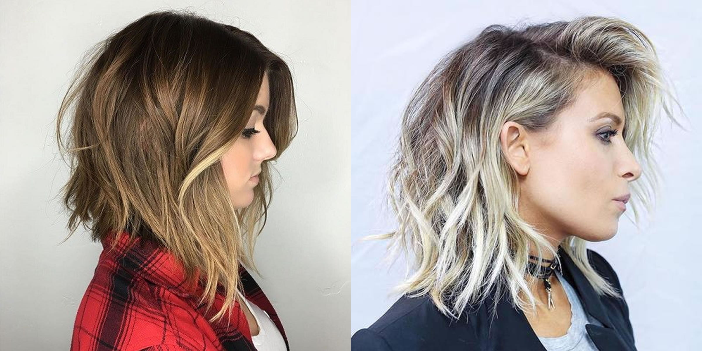Hairstyles 2019 Older Female: 60 Best Long Bob Hairstyles And Hair Colors ( Balayage