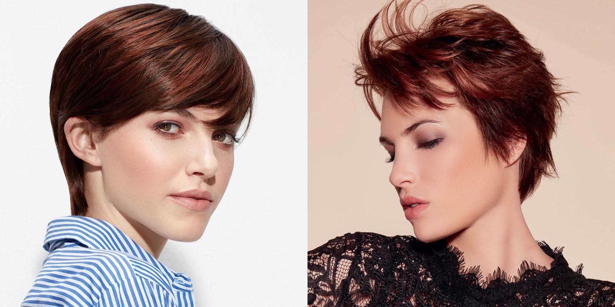 Hair Style Websites: New Haircut Ideas For Short Hair 2018-2019 & Hair Color