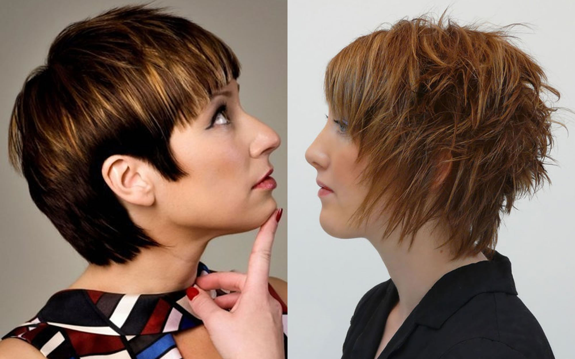 Best Haircuts For Short Hair 2018-2019 & Hair Color Trends