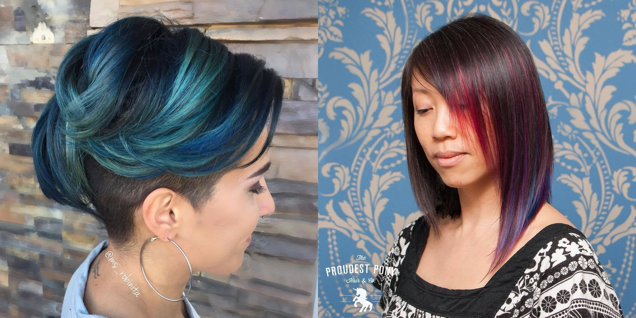 ombre hair image