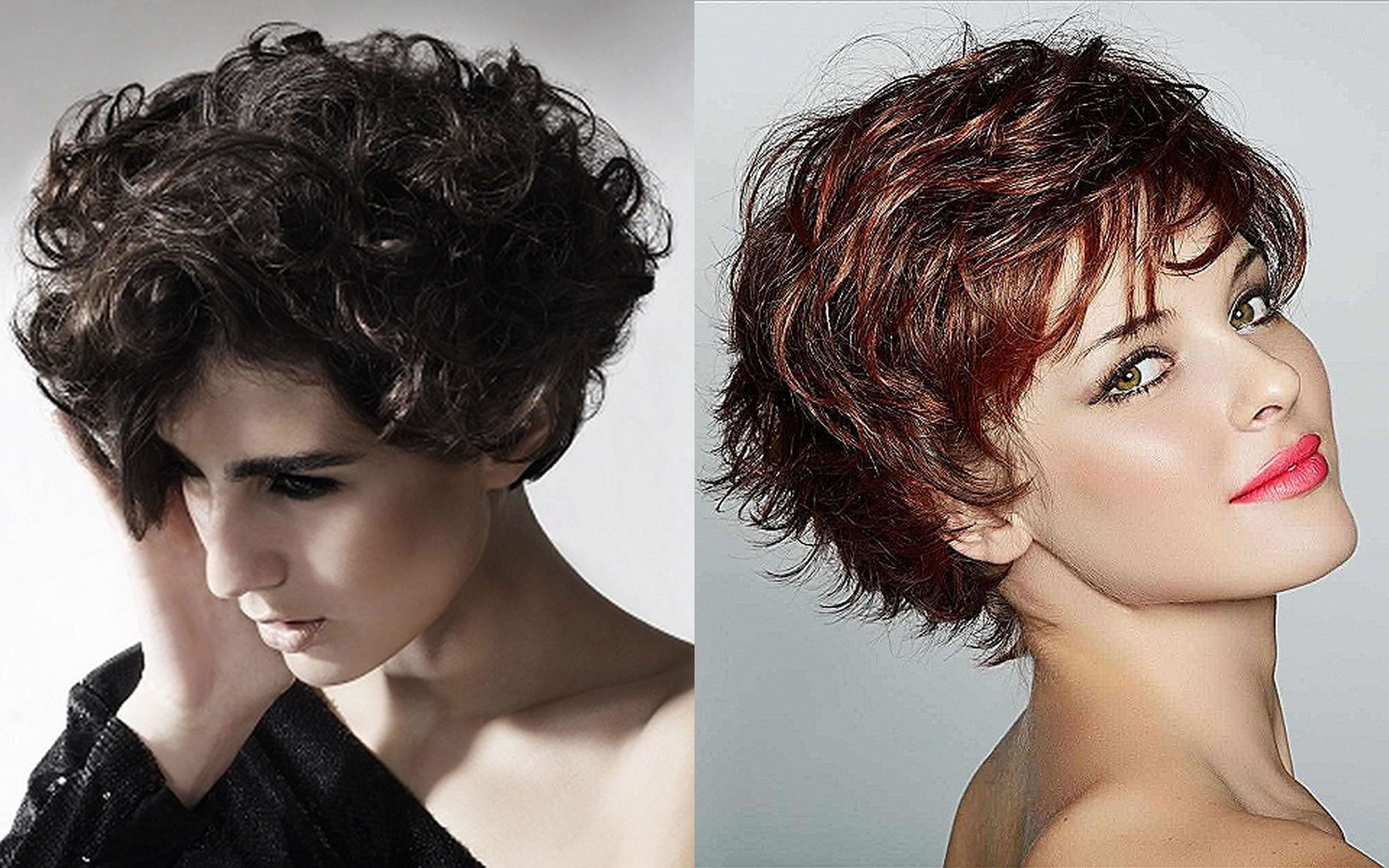 22 Best Curly Short Hairstyles for Women 2018-2019 - Page 3 of 6