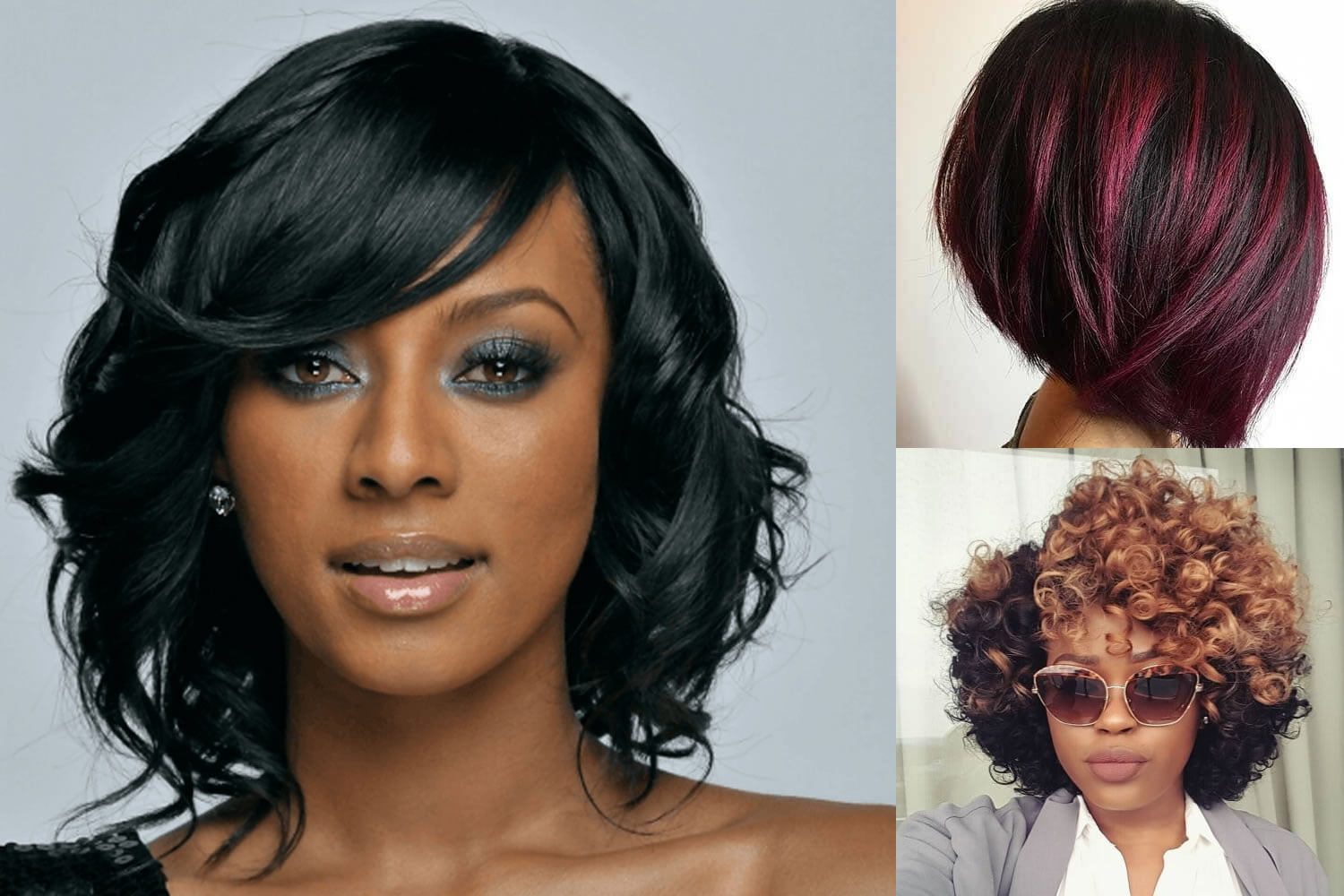 Best 45 Short Bob Hairstyle For Black Women Amp Hair Color