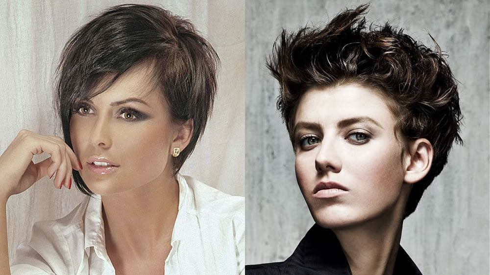 25 Modern Short Hair for Women - How to Style Short Hairstyles