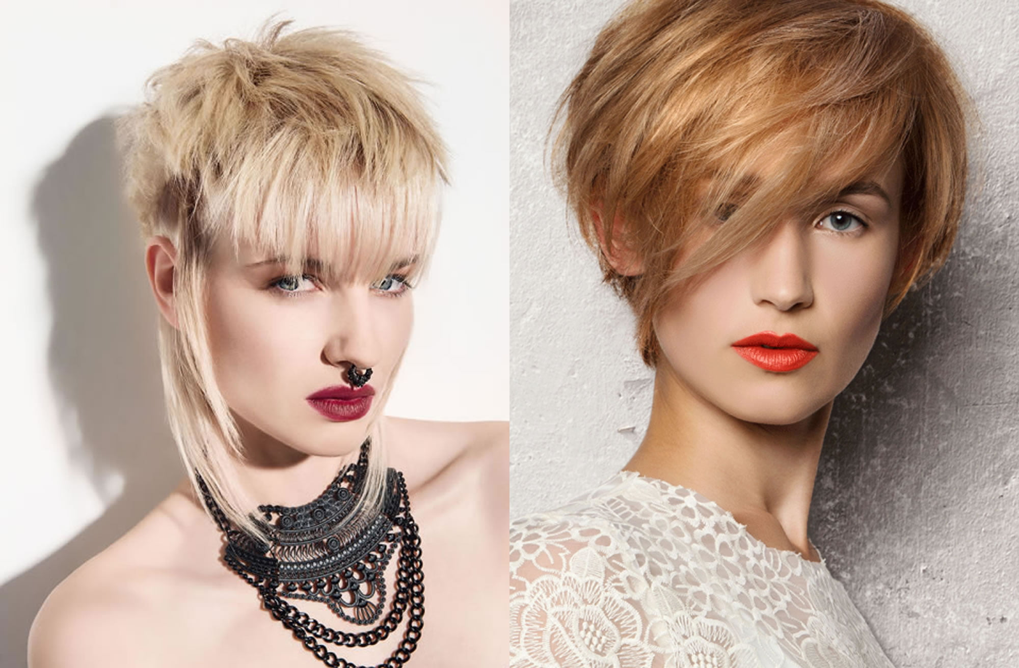 50+ Short Haircuts For Women & 2018 Latest Hair Colors