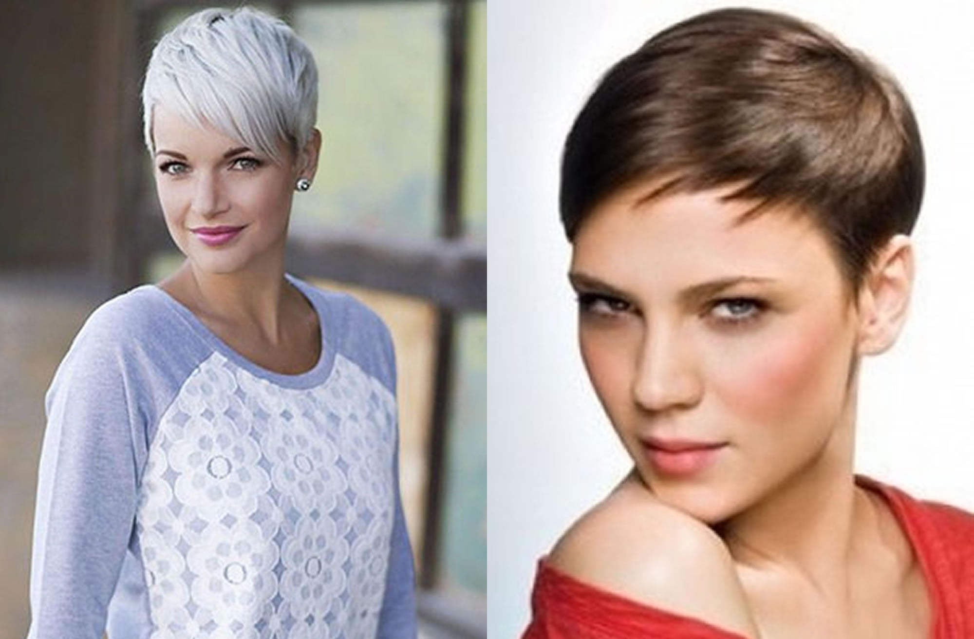 Short Pixie Hairstyles for Women 2018-2019 New Hair Colors - Hair Colors