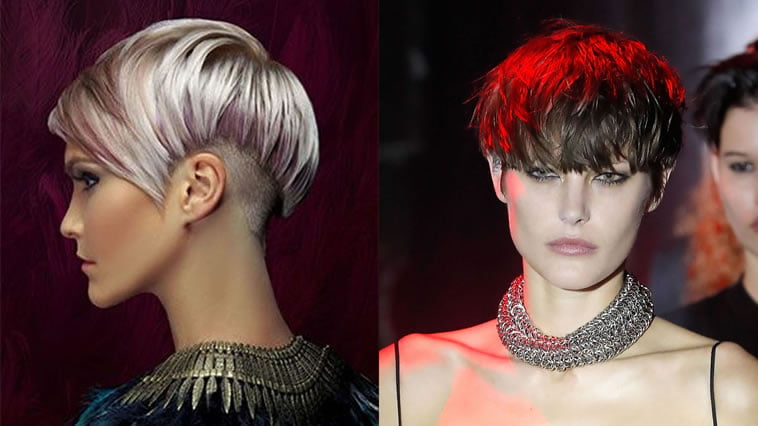 Hairstyles Of 2019: Short Pixie Hairstyles For Women 2018-2019 New Hair Colors