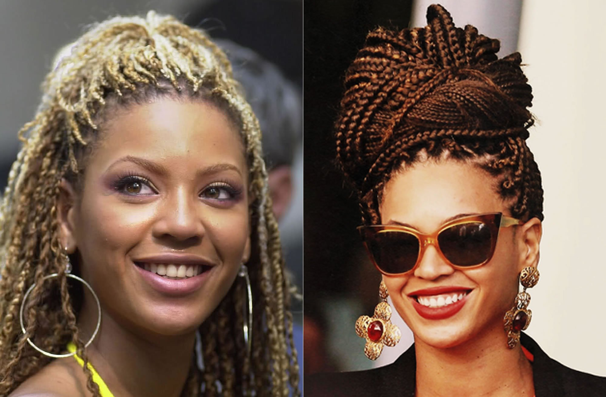Popular Hairstyles Braids: Best 30 Braided Hairstyles For Black Women 2018-2019