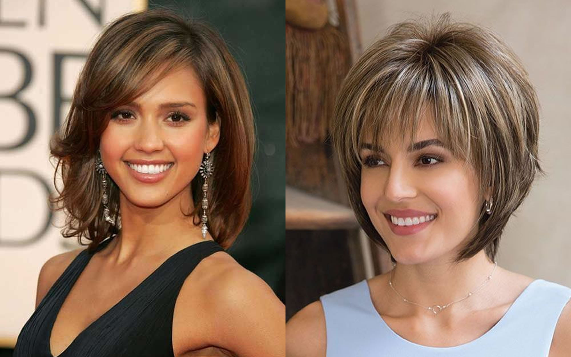 52 Easy Short Bob Haircuts and Blunt Bob Hairstyles with Bangs