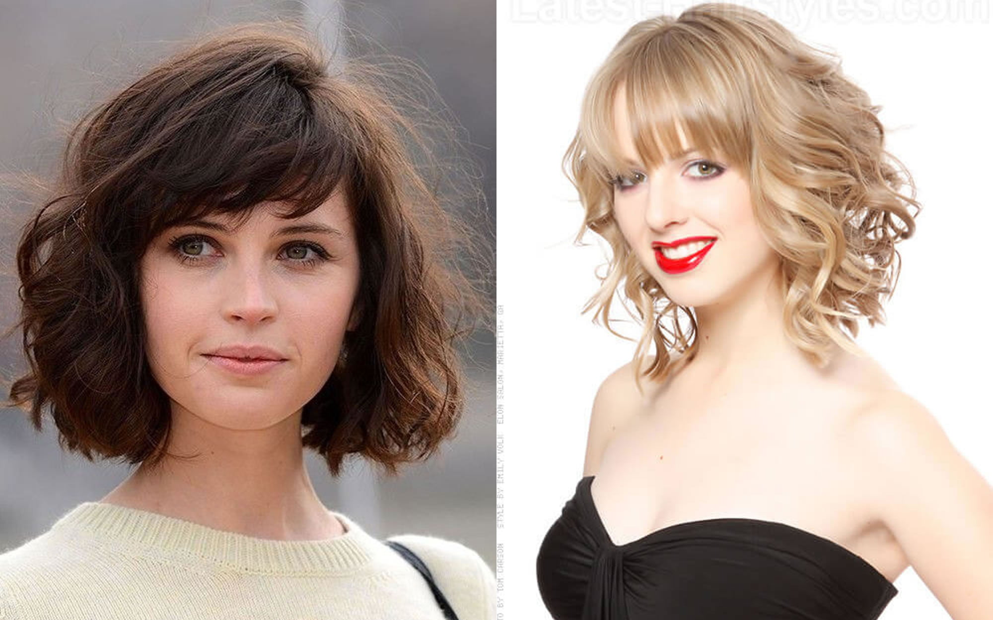 Short Bob Hairstyles And Hair Cut Ideas For Summer 2018