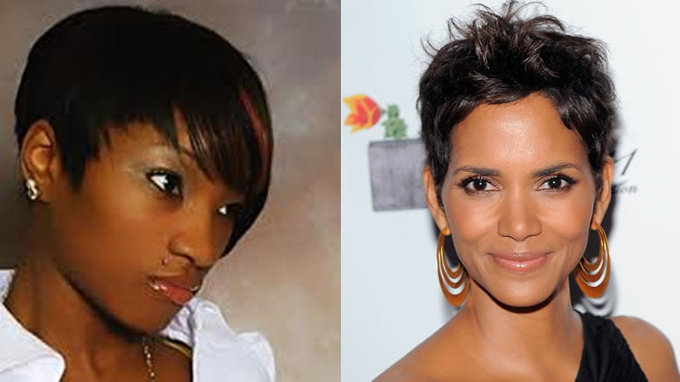 Hair Styles For Short Fine Hair 2018: Short Hairstyles For Thin Hair African American Women