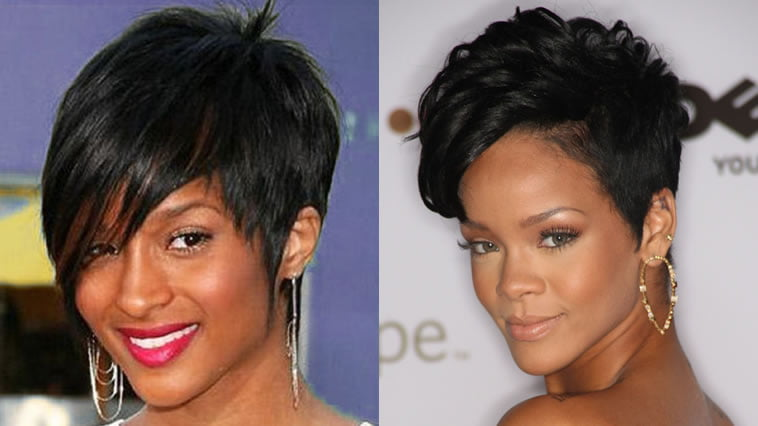 Best 24 Short Hairstyles For Thin Hair African American