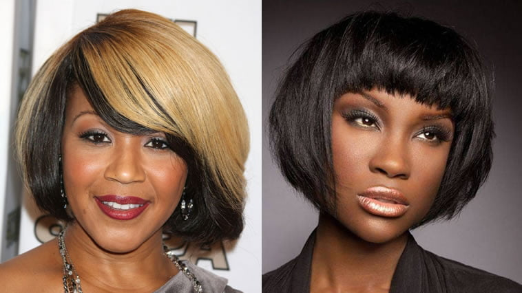 2018 Hairstyles For Thin Hair: Best 24 Short Hairstyles For Thin Hair African American