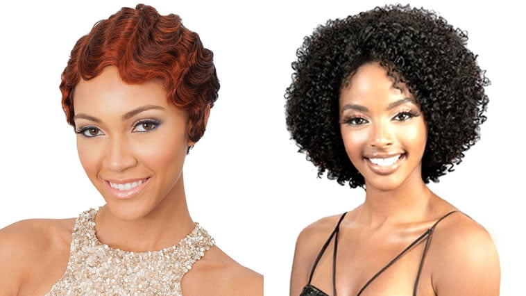 Short Hairstyles For Thin Hair African American Women
