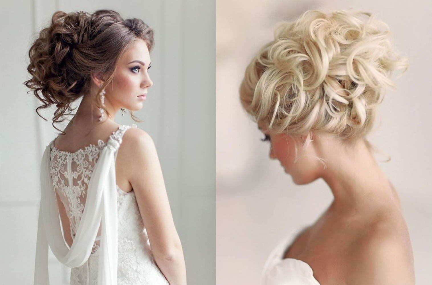 how to pack bridal hair