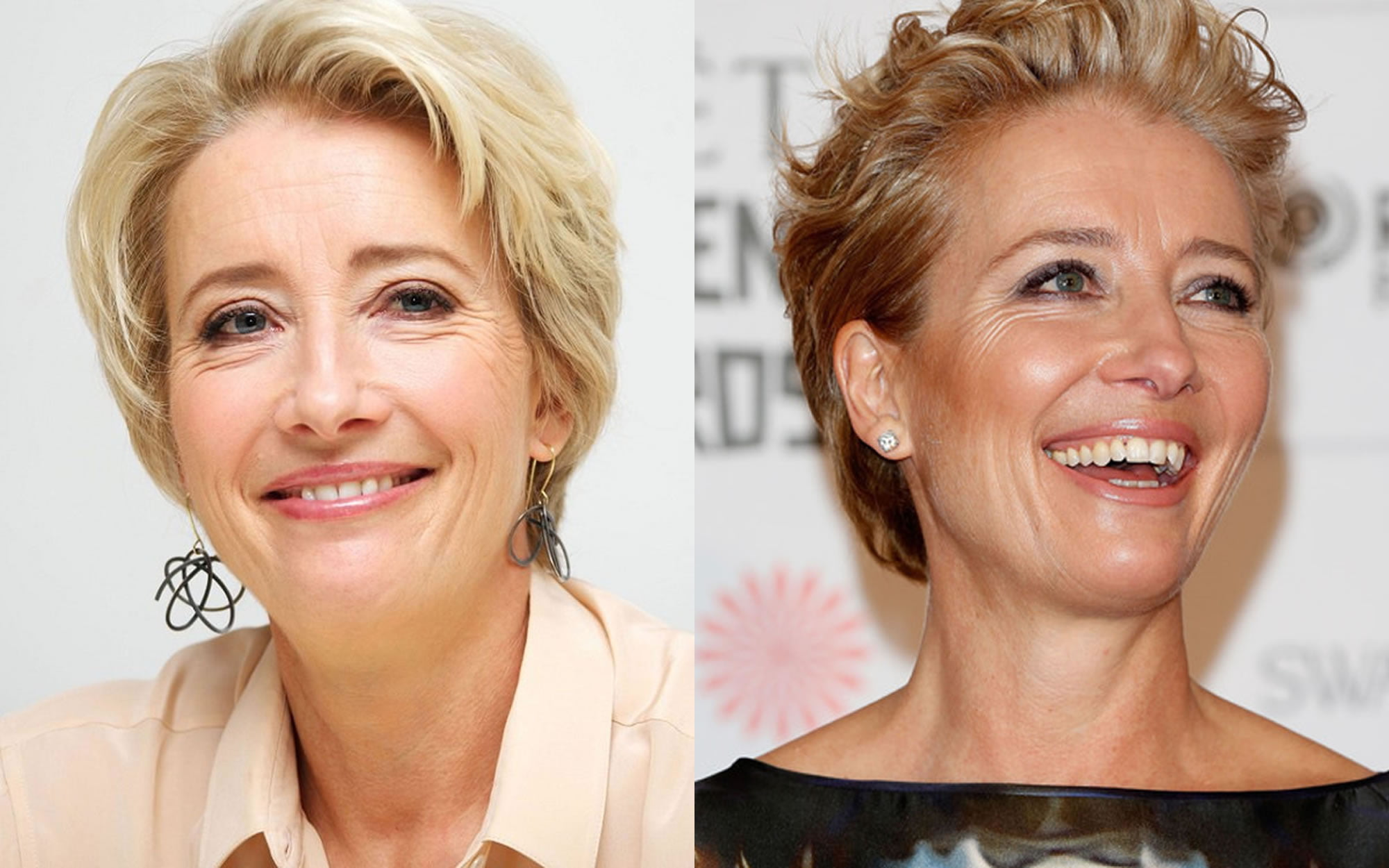 Short Hairstyles for older women over 50