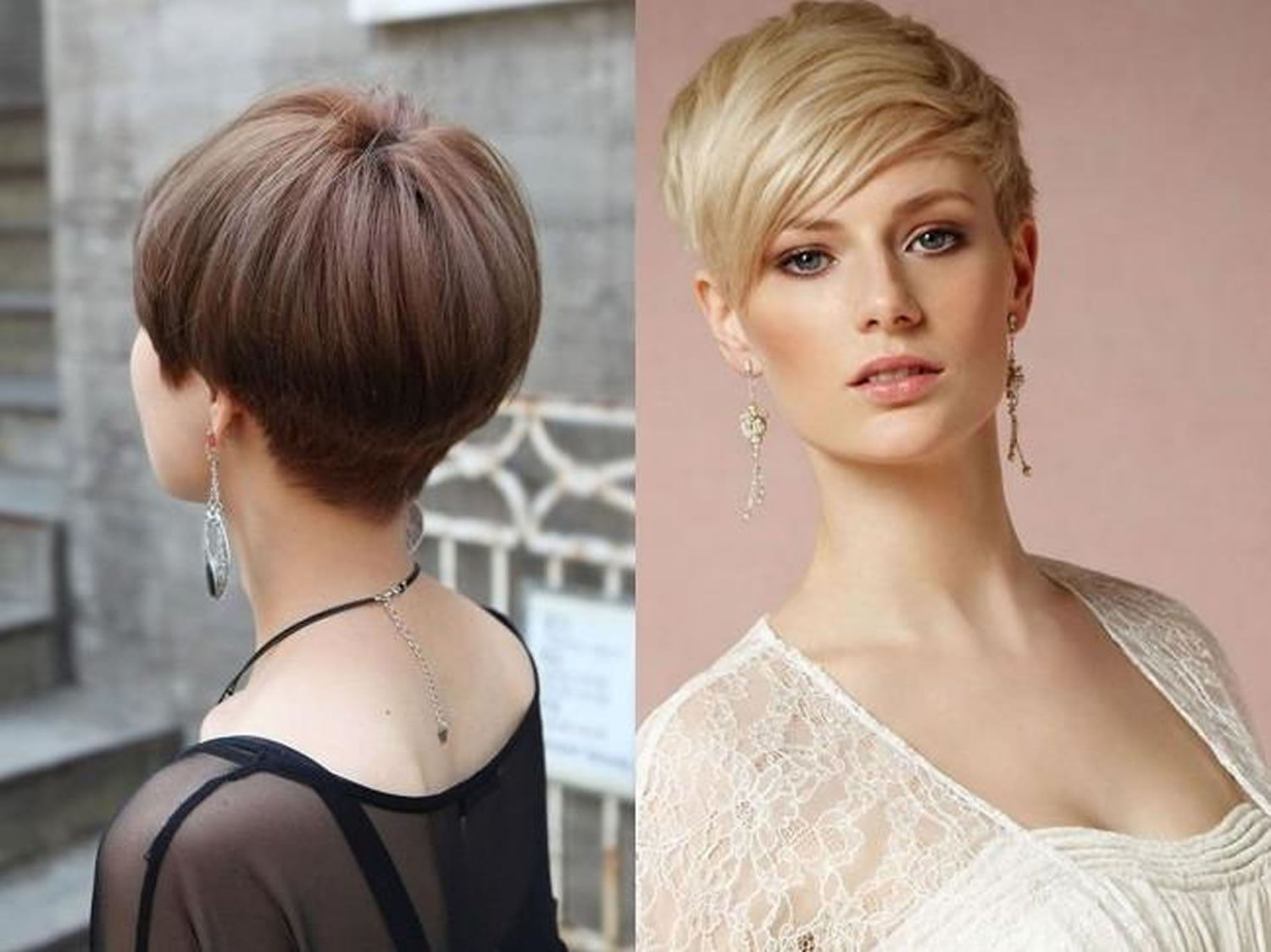 2019 Hairstyles And Colors: Short Haircuts And Hair Color Ideas For Women For Spring