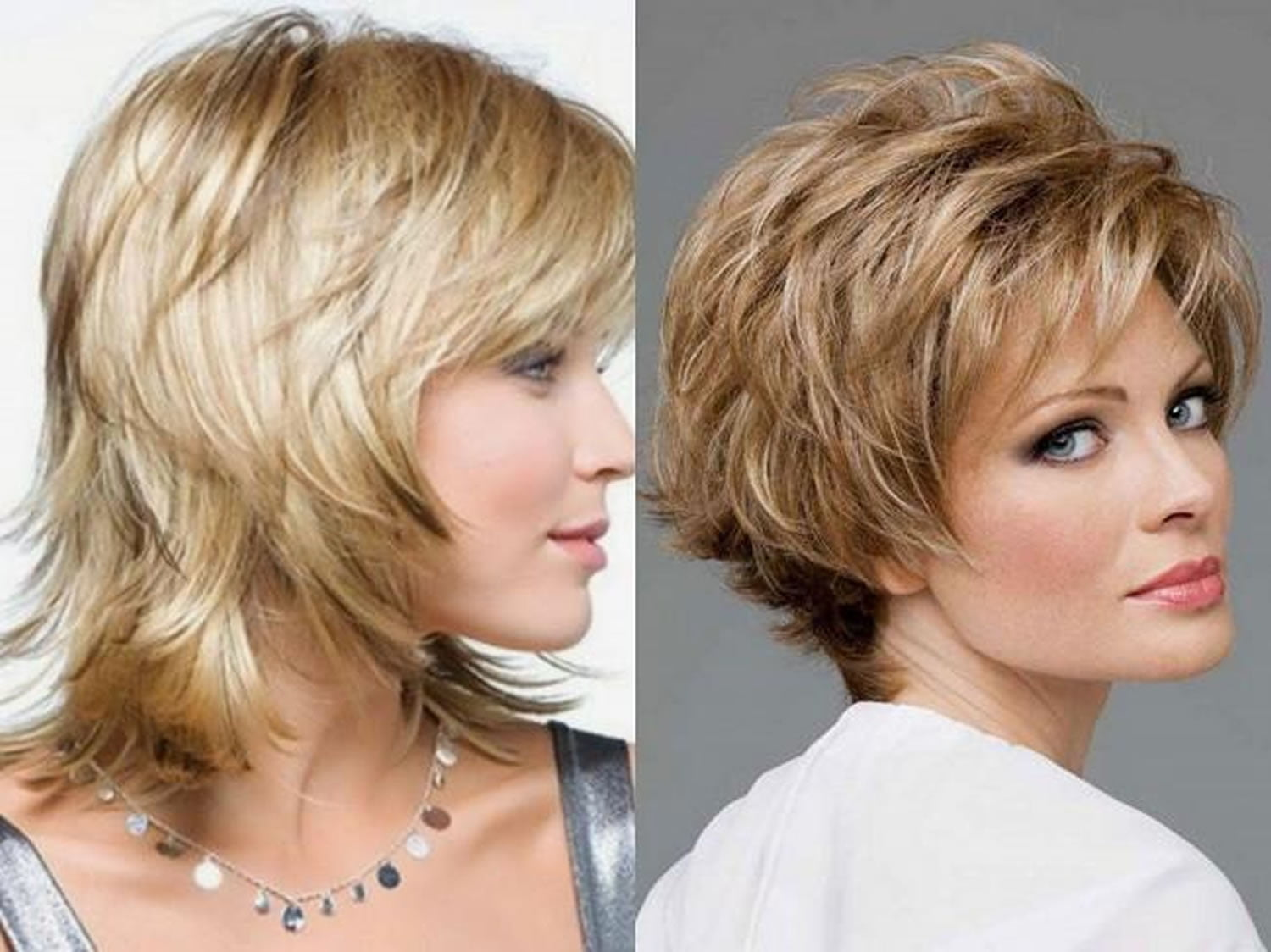 Short haircuts and hair color ideas for women for spring summer 2018-2019