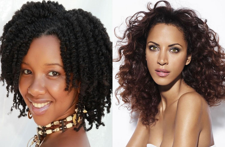 short and medium perm hairstyles