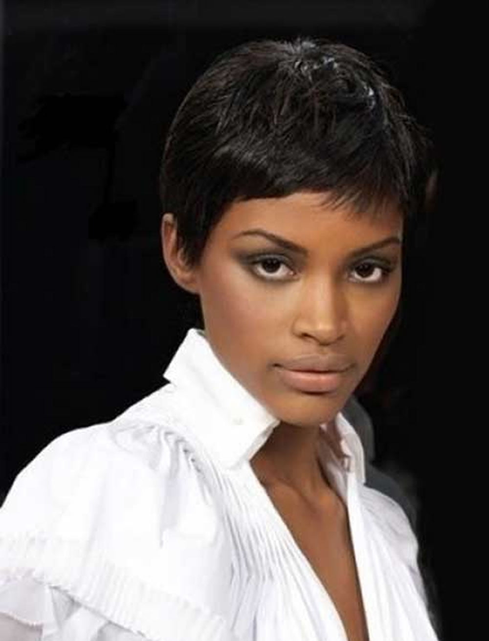 Pixie Haircut 2019 For African American Women Black Hair