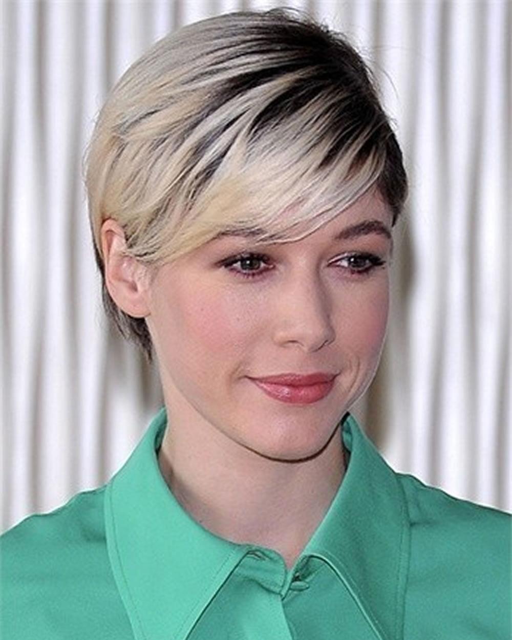 Blonde balayage short hair 2019 - Hair Colors