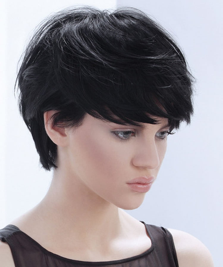 Pixie Hair Style Choice For Women With Short Hair Option