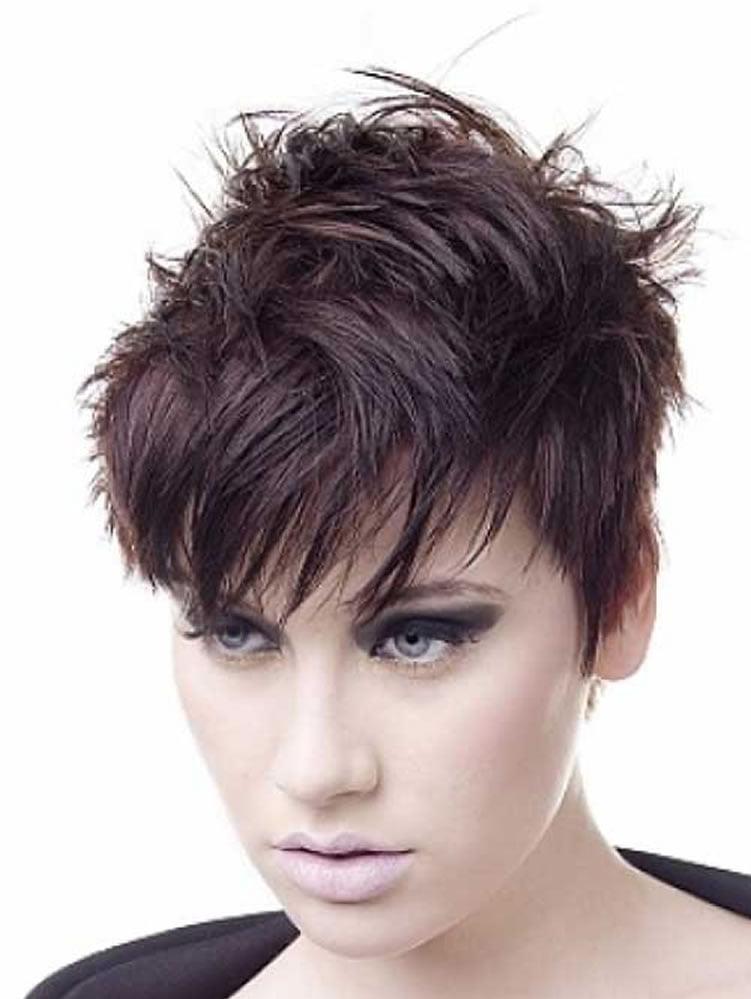Pixie Hair Style Choice For Women With Short Hair Option