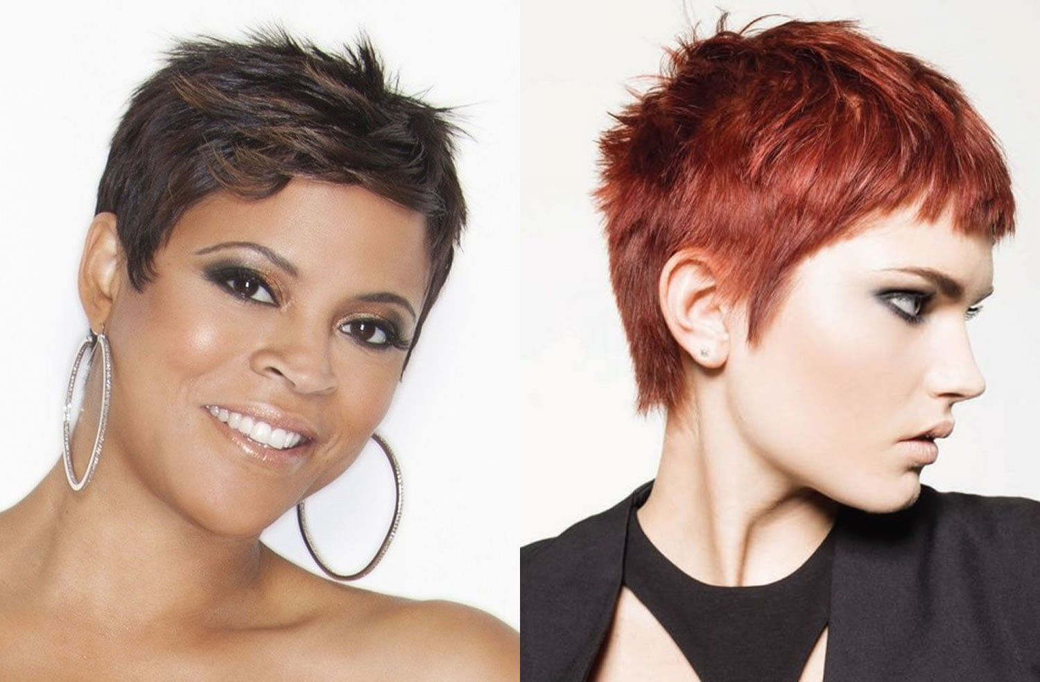Easy Short Pixie Cut Hairstyles 2019