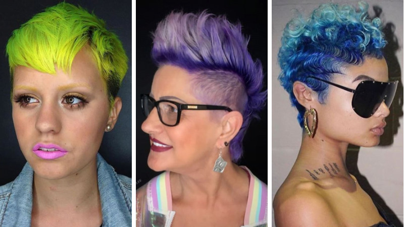 24 Cool Short Hairstyles For