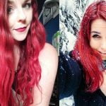 Red hair colors for women Long Hair