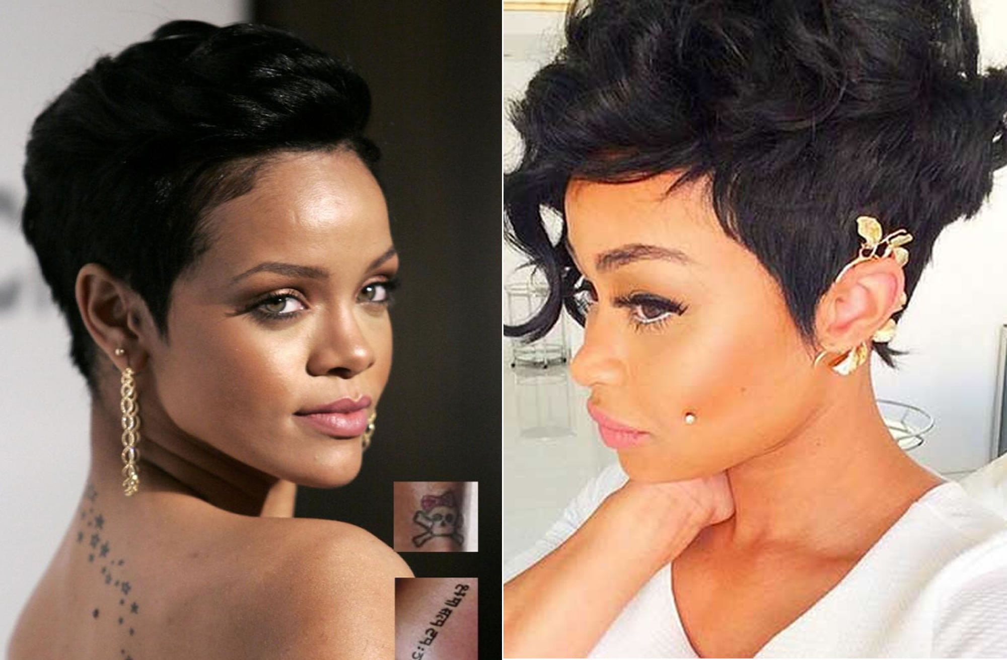 Best 34 Pixie Short Haircuts For Black Women