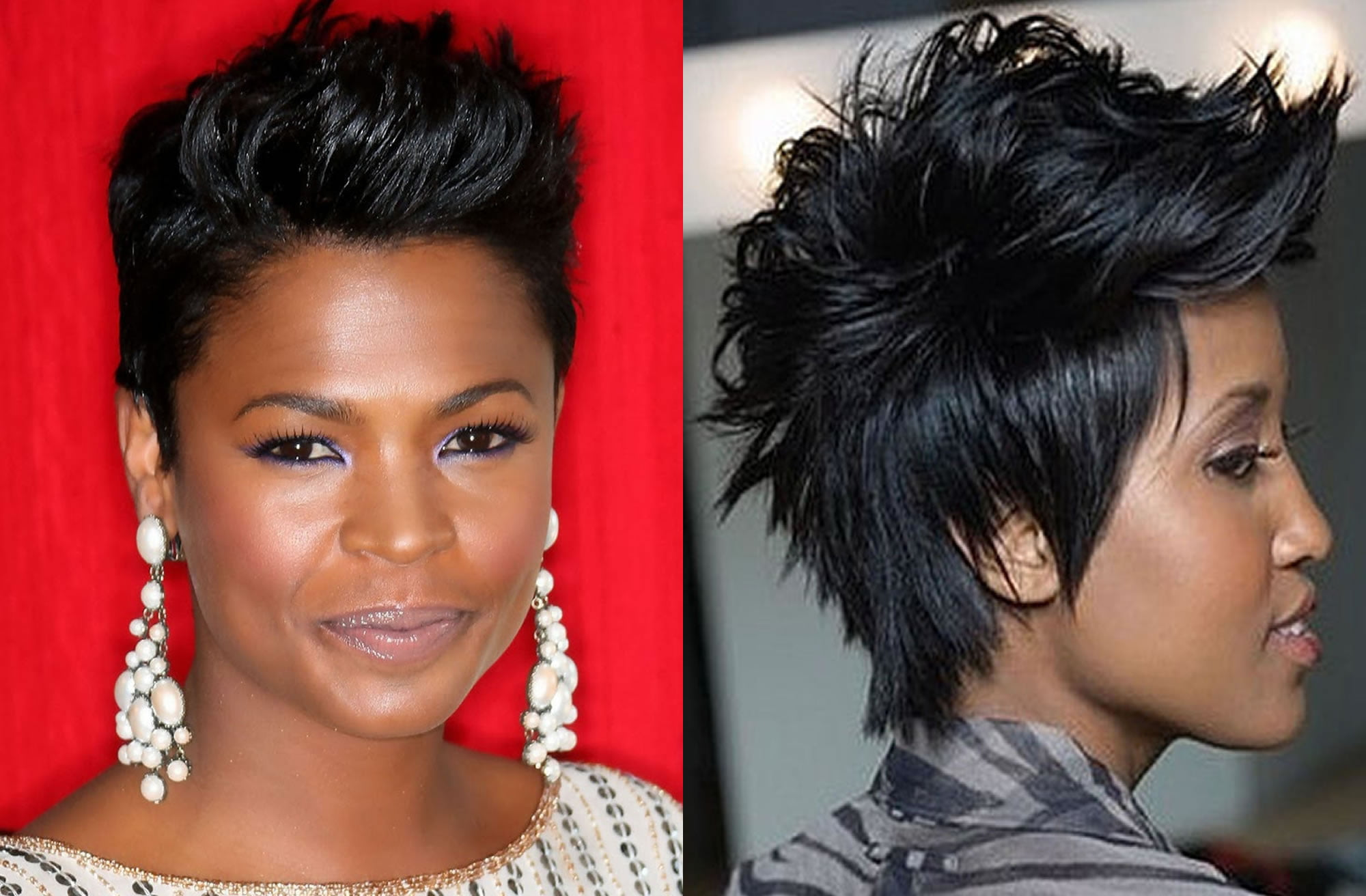 Hairstyles 2019: Pixie Short Haircuts For Black Women 2018-2019