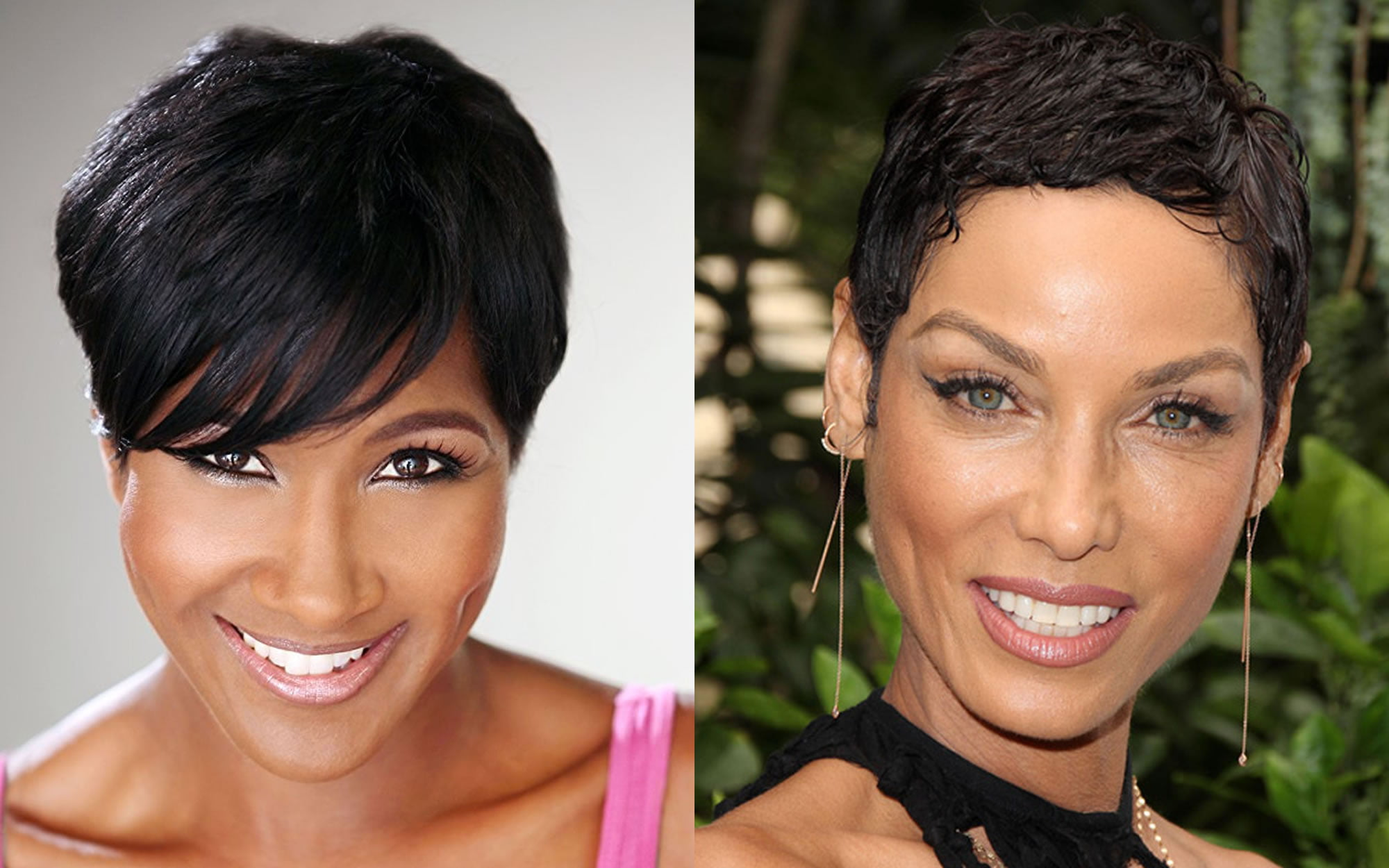Best 34 Pixie Short Haircuts For Black Women 2018 2019