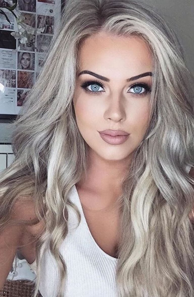 blonde hair ideas