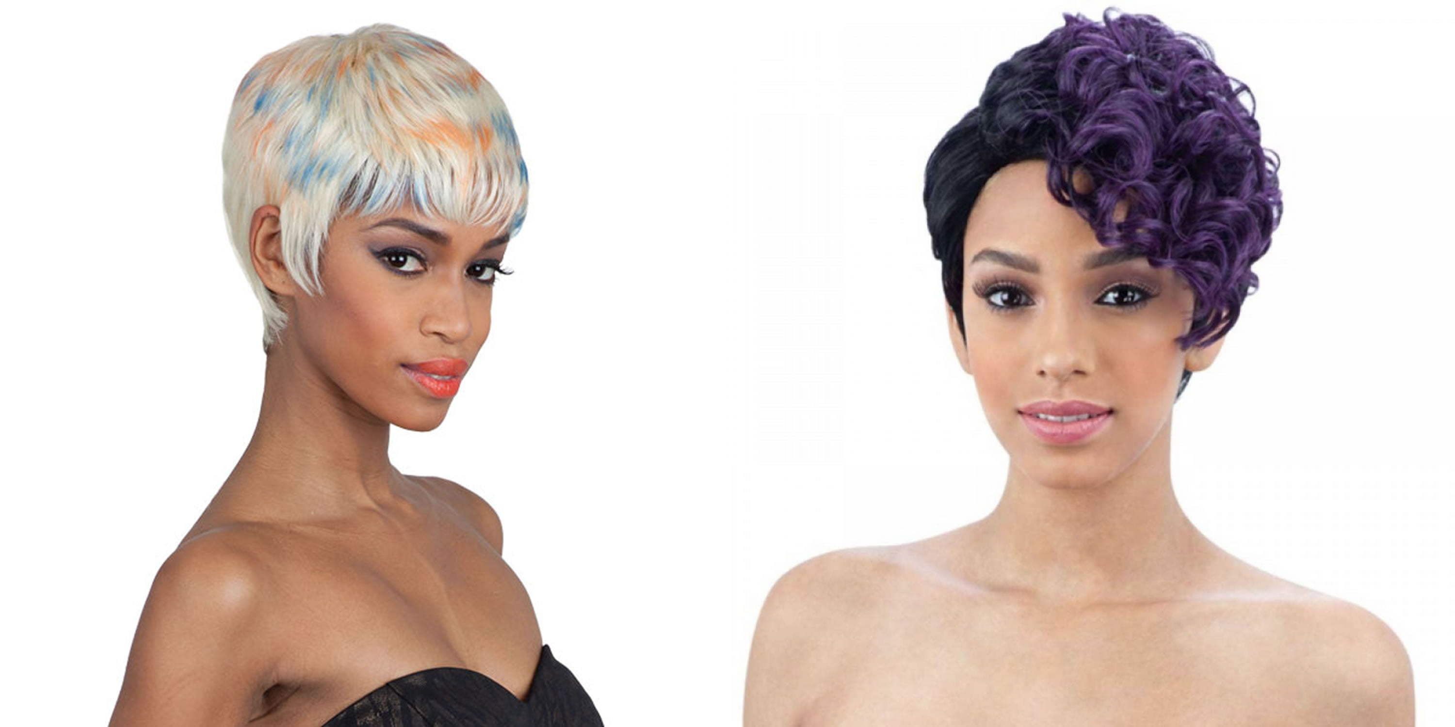 Pixie Short Haircuts And Hair Colors For Black Women Best Short