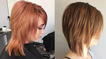 Shag Haircut Solutions 2018-2019