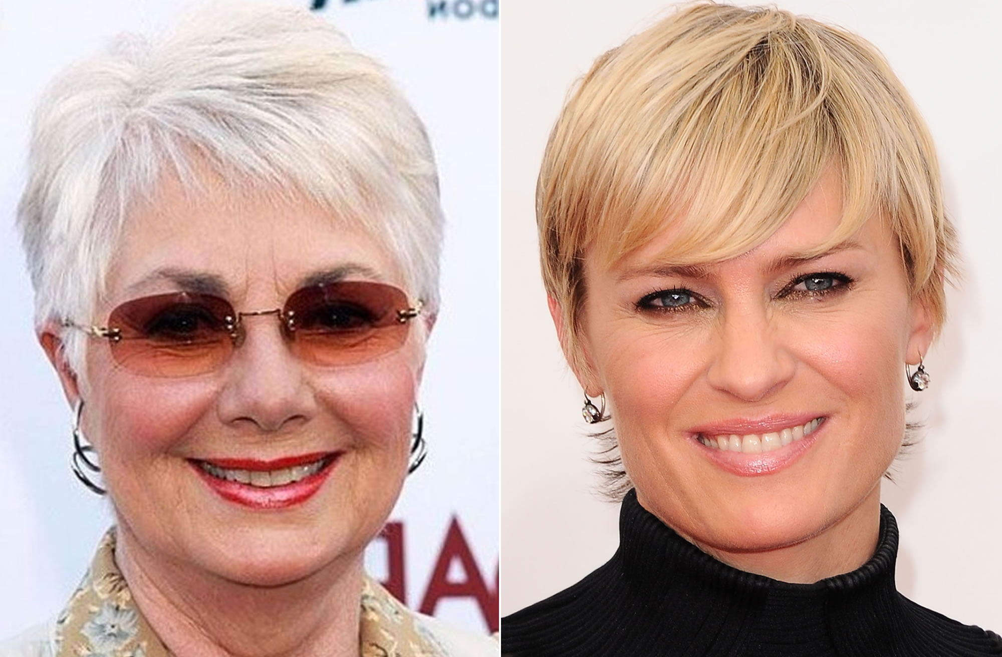 Short Pixie Haircut And Hairstyles For Older Women For