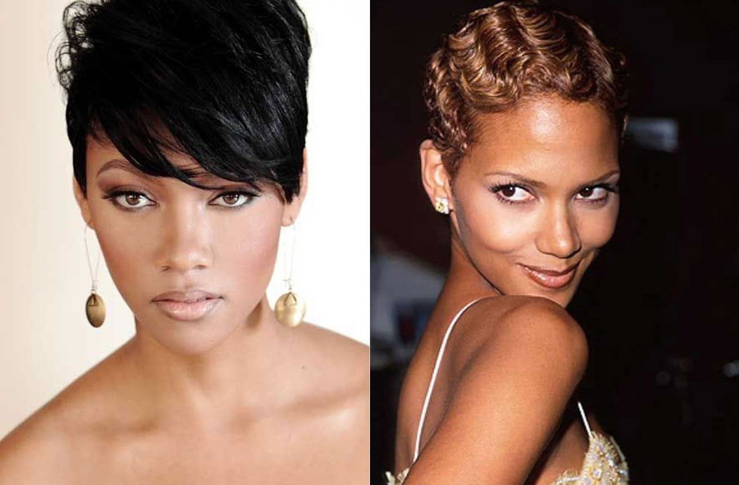 Hair Style Website: Afro American Women Short Hairstyles Fine Hair For 2018-2019