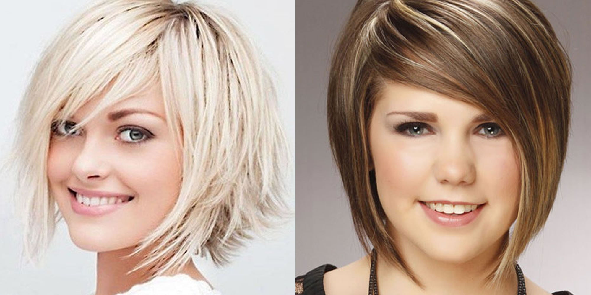 20 Easy Medium Short Bob Haircut Images For Fine Hair Round Face