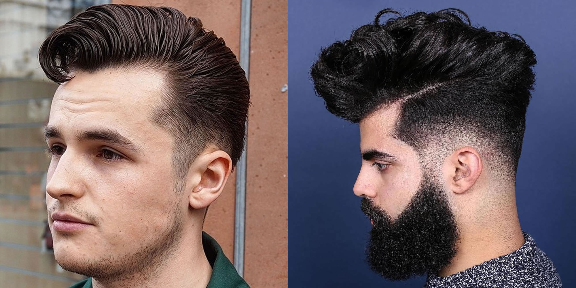 50 Stylish Haircuts For Men 2018 Curlythick Hair Color Ideas