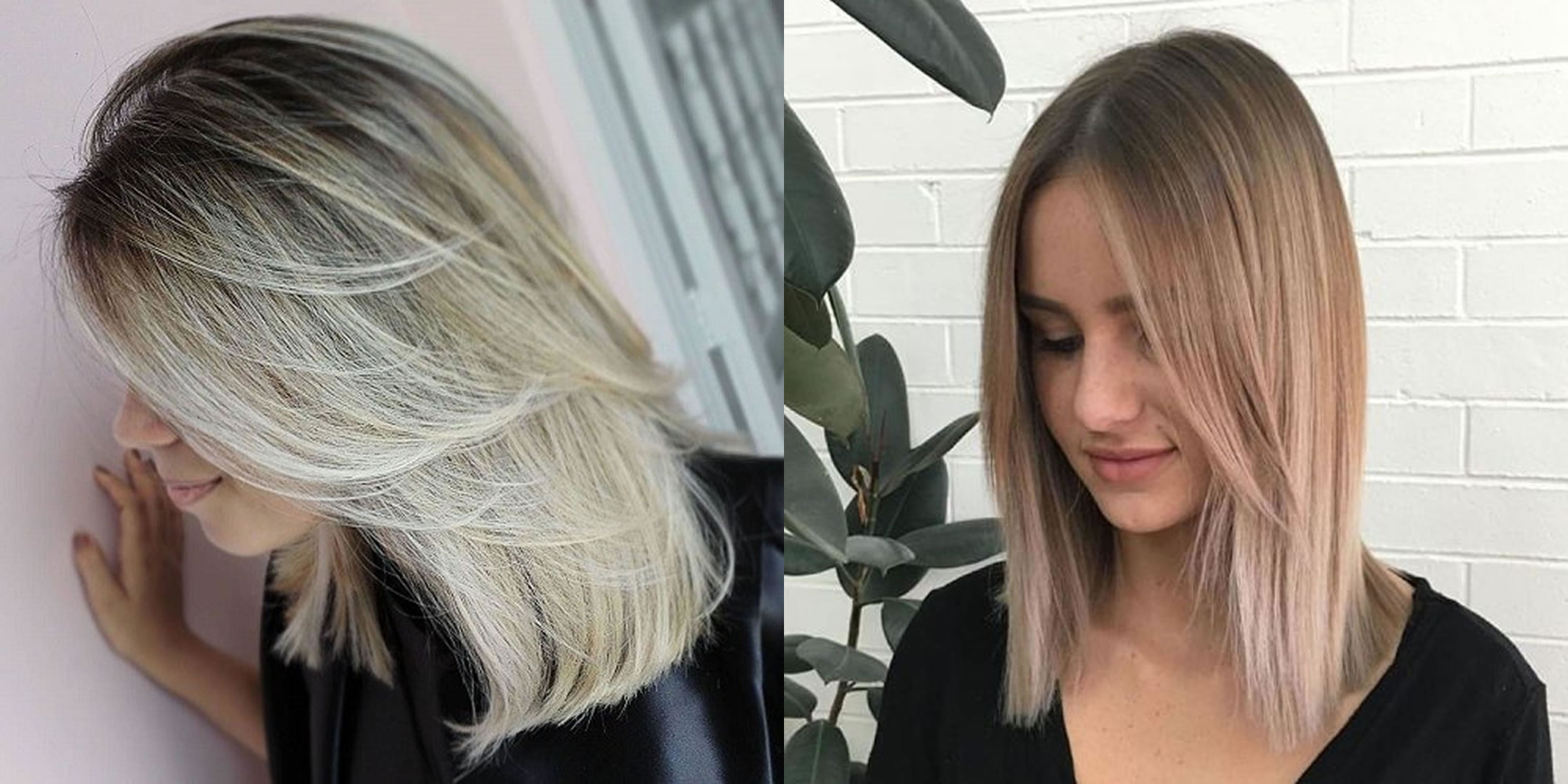 60 Best Long Bob Hairstyles And Hair Colors Balayage