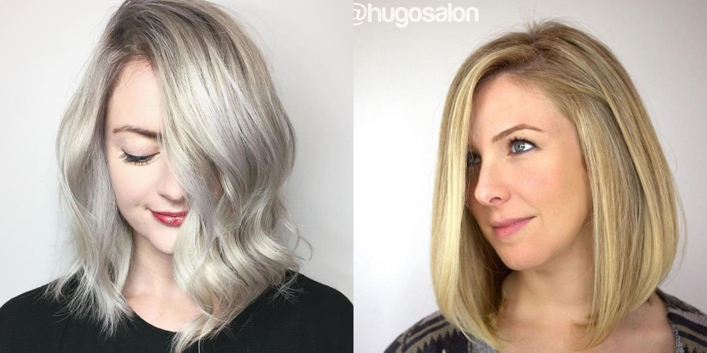 Long Bob Hairstyles 2019: Long Bob Hairstyles And Hair Colors